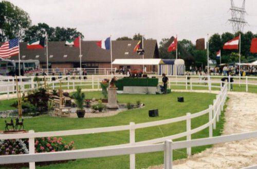 Tersk Holland Sale 1991